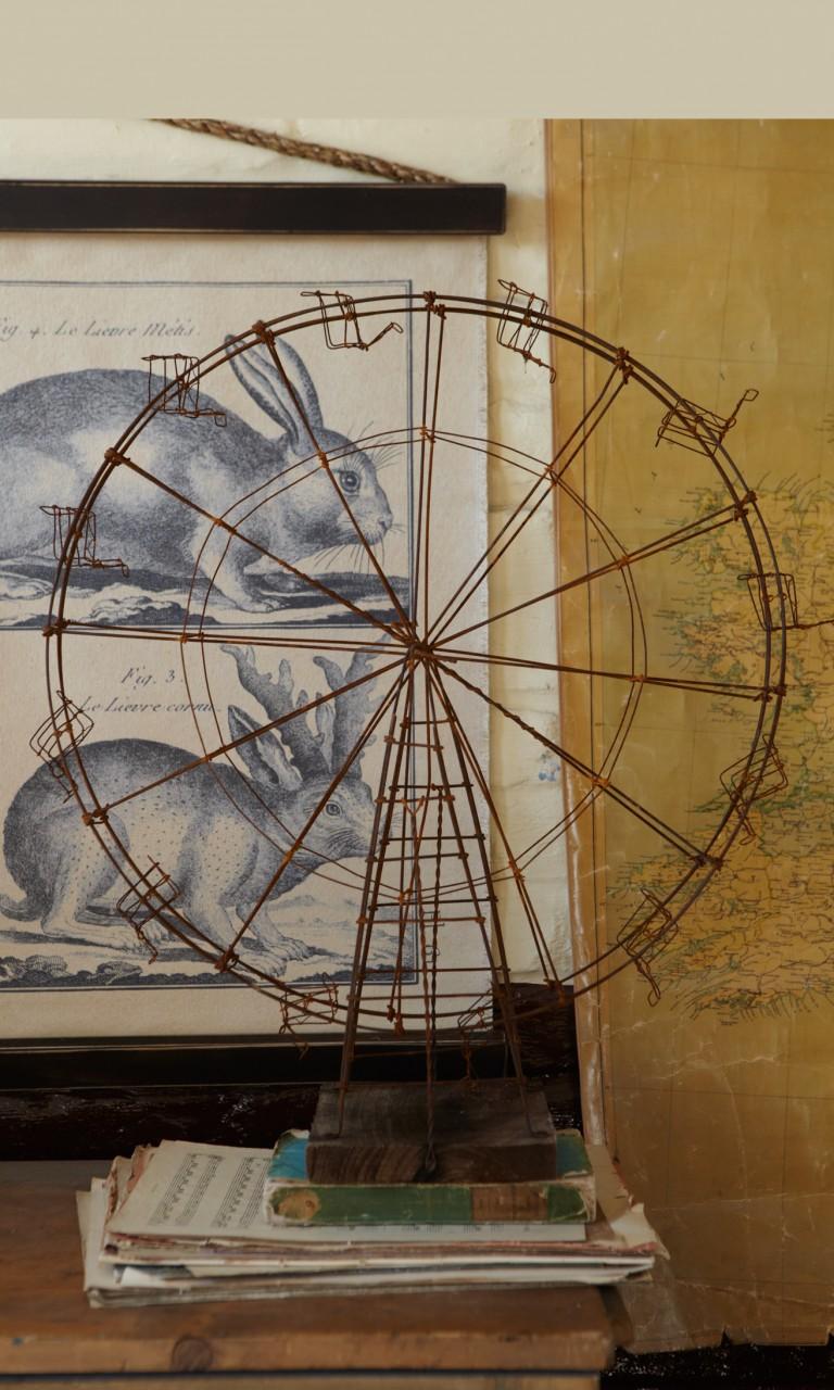 Ferris Wheel via Plumo