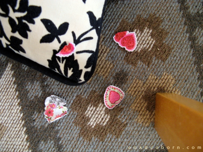 A Day in the Life of Oaxacaborn - Stickers on the Rug