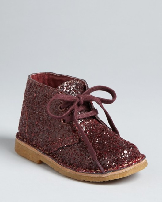 Cole Haan Girls' City Chukka Bootie