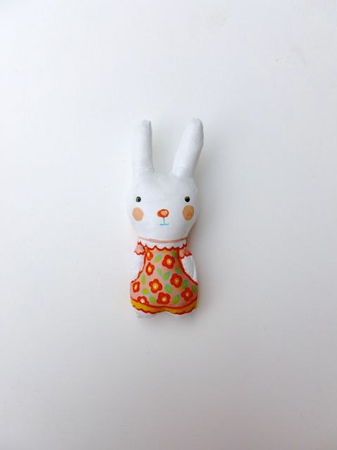 Bunny by Elina Lorez as seen on Oaxacaborn dot com