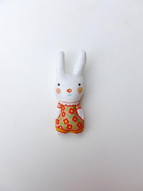 Bunny by Elina Lorez as seen on Oaxacaborn dot com