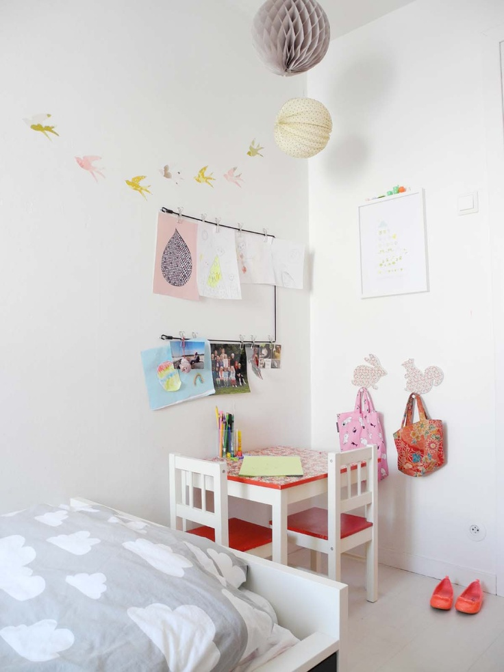 Child's room via Baby Ramen