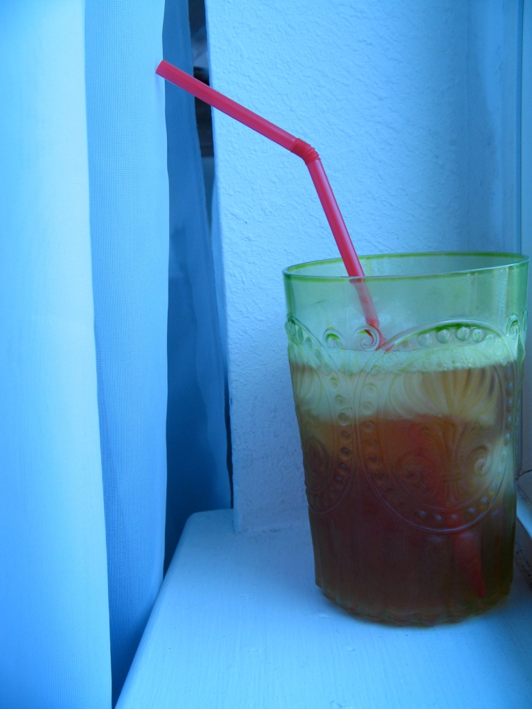 Iced Tea via Oaxacaborn