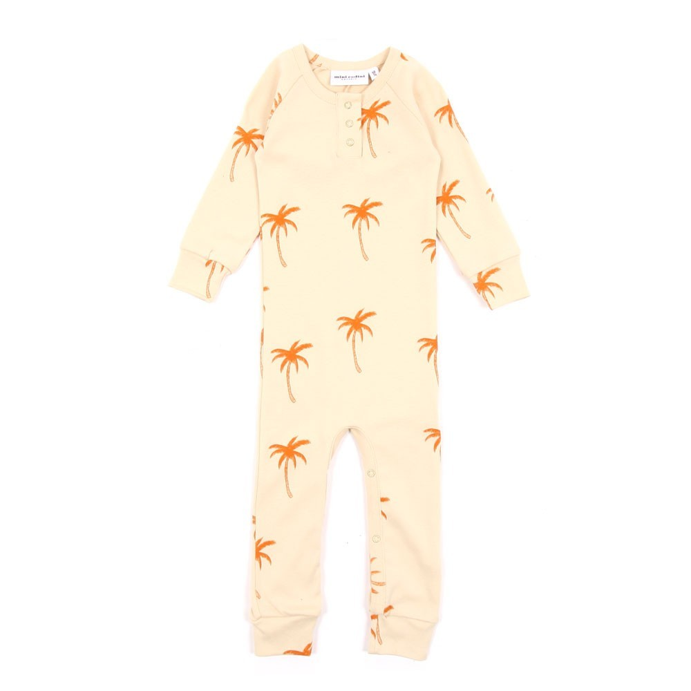 Palm Tree Jumpsuit via Mini Rodini