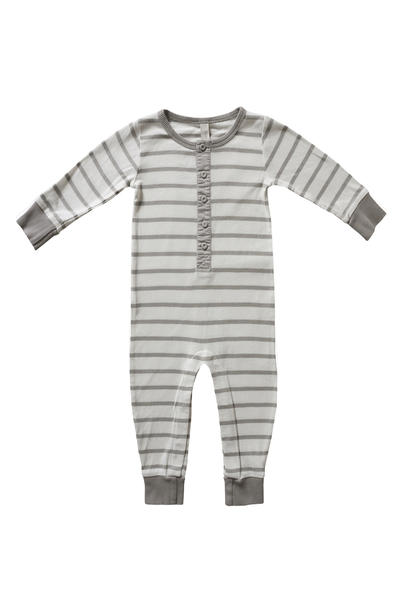 One piece cotton sleepwear via Cotton and Button