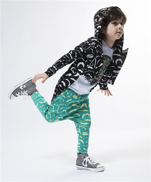 via the Polish children's clothing designer czesiociuch