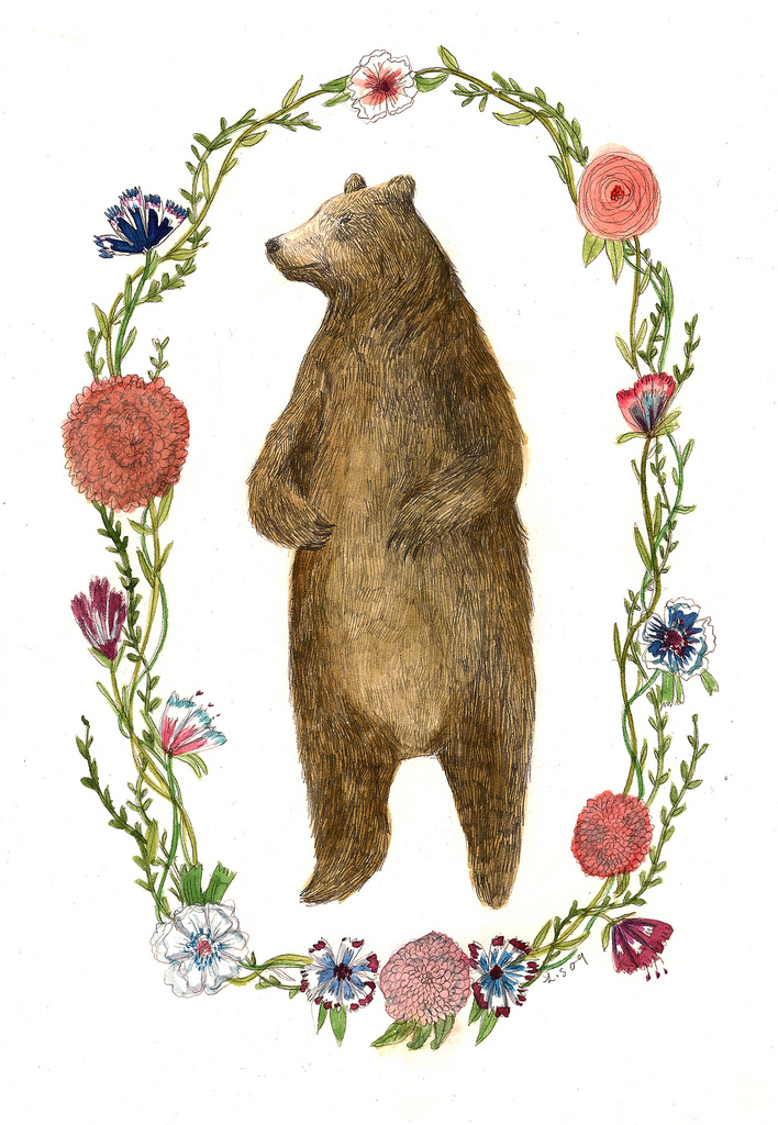 Bear by Lizzy Stewart