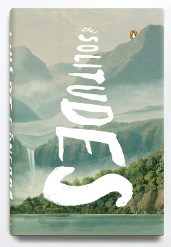 The Solitudes - Penguin Cover by Designer Eric White