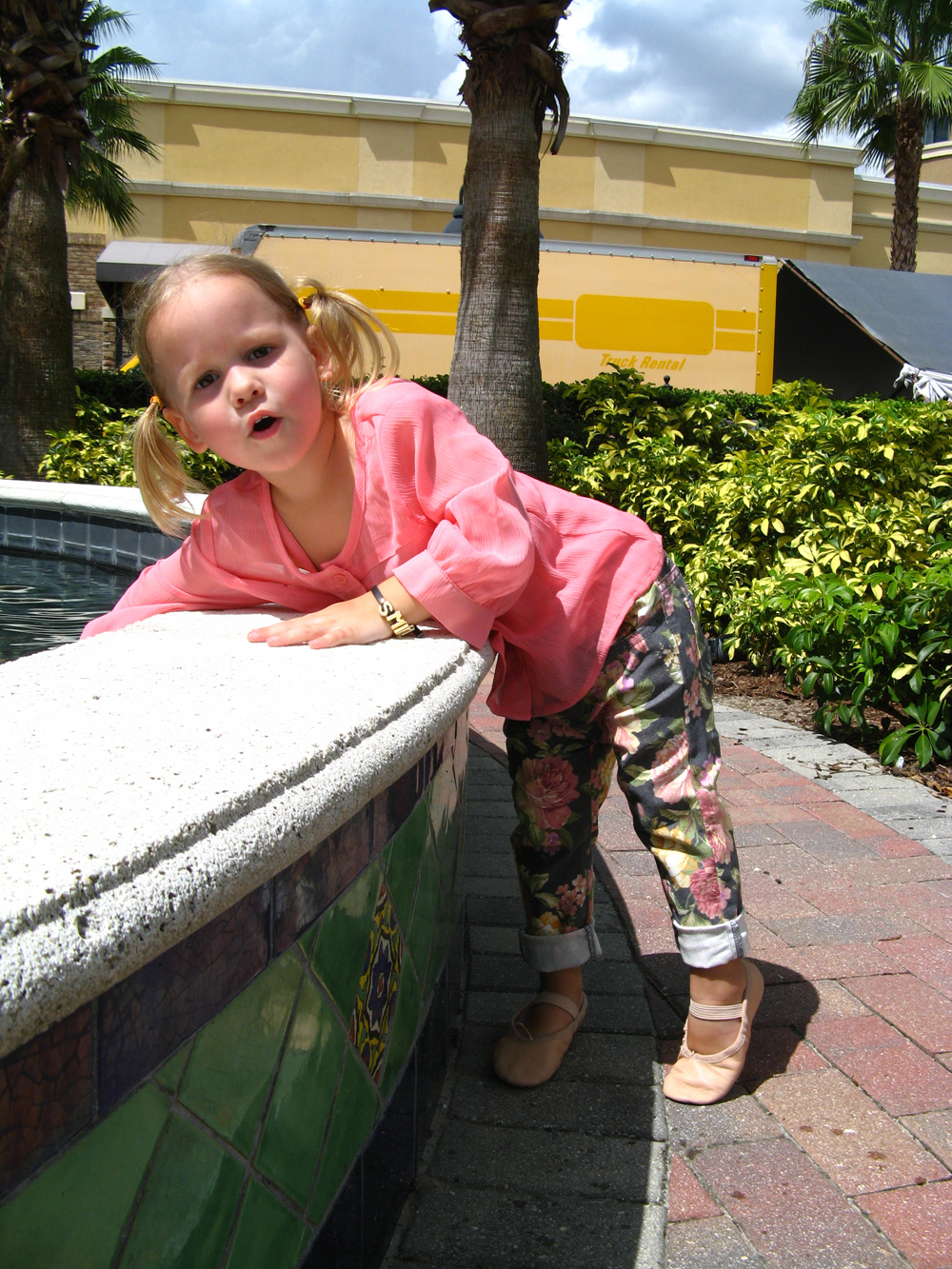 12 - JCPenney Blogger and Kids' Style - Oaxacaborn's FirstDayLook