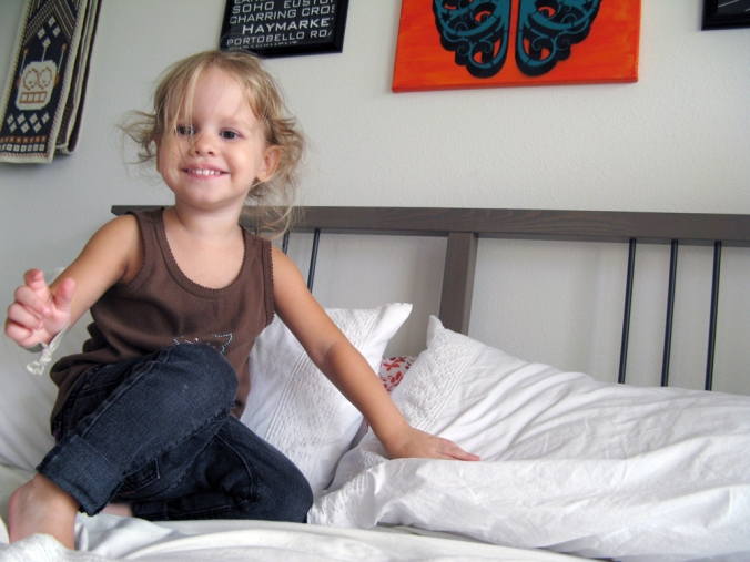 3a - Jumping on the Bed - Oaxacaborn