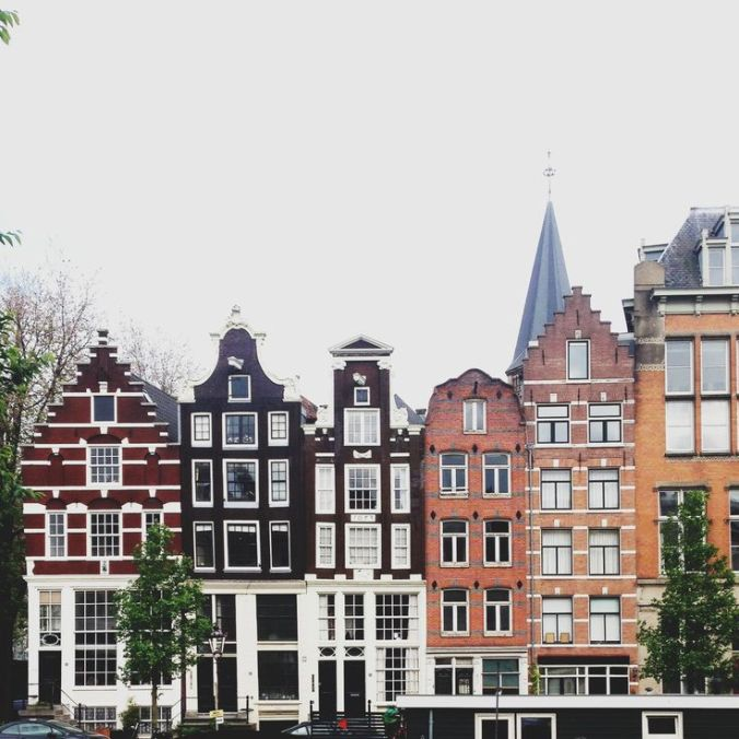 Amsterdam via Wit and Delight