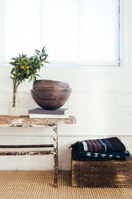 Citrus Branches in Vase via Jessica Comingore Project Bly