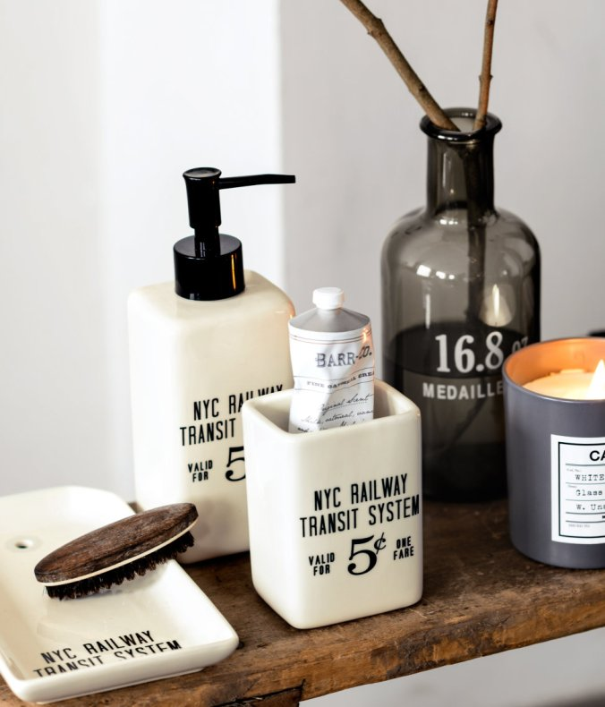 Soap Dispensers H&M HOme