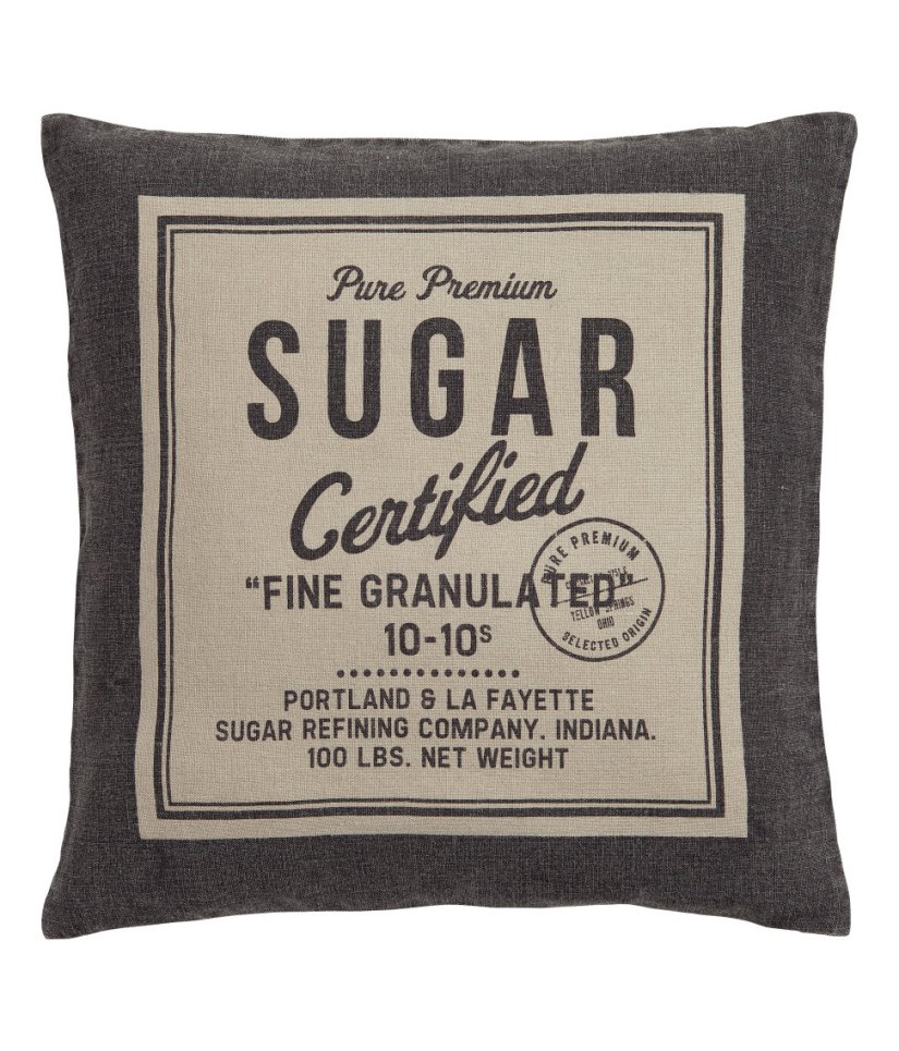 Sugar Pillow H and M Home
