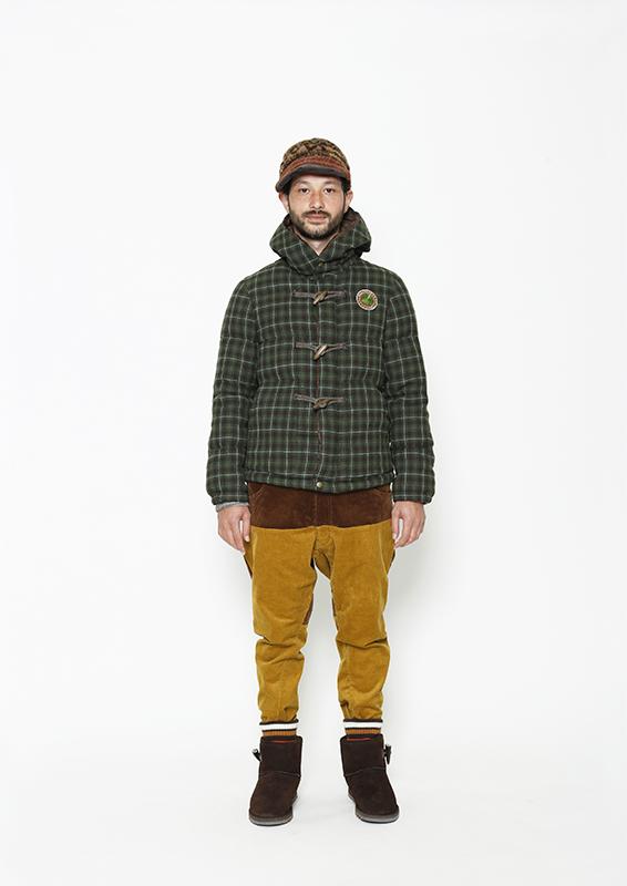3 - Japanese fashion label Frapbois - Autumn Winter 13 14