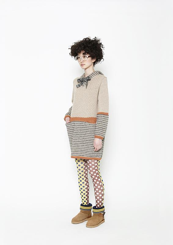 Japanese fashion label Frapbois - Autumn Winter 13 14