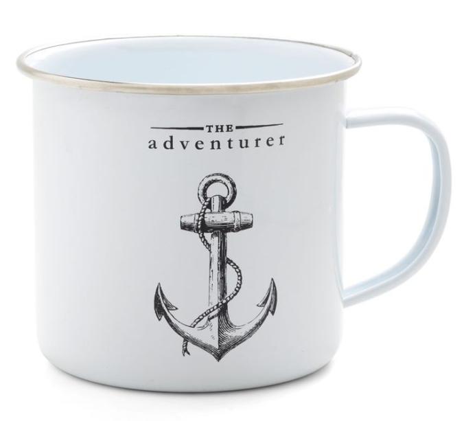 The Adventurer Mug - an Anchor Mug - from ModCloth