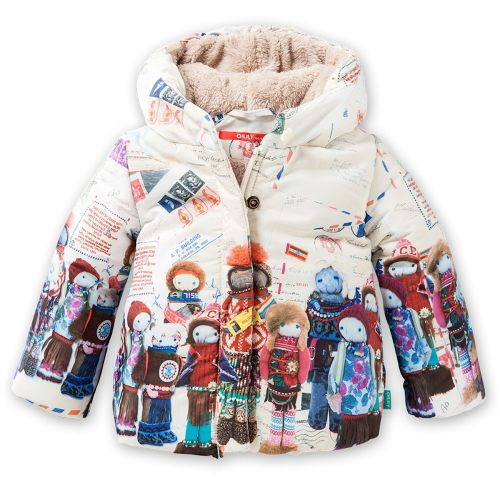 LITTLE STYLE :: 5 Outerwear Options for Little Girls :: Olily Winter Coat