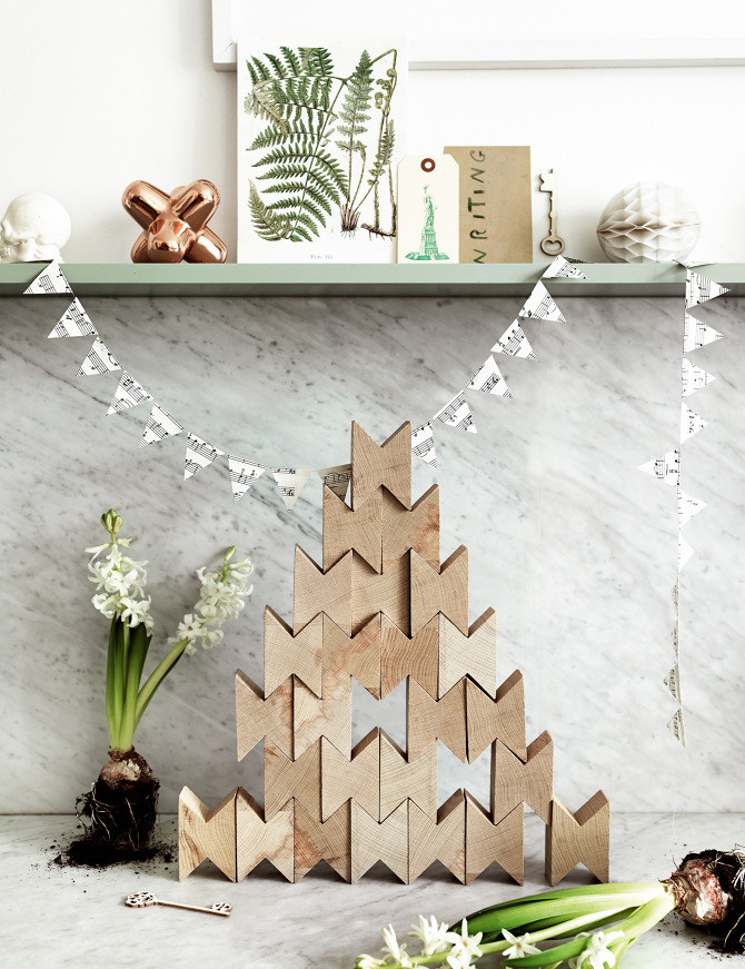 3 - Petra Bindel - Christmas Decorations for Elle Mag