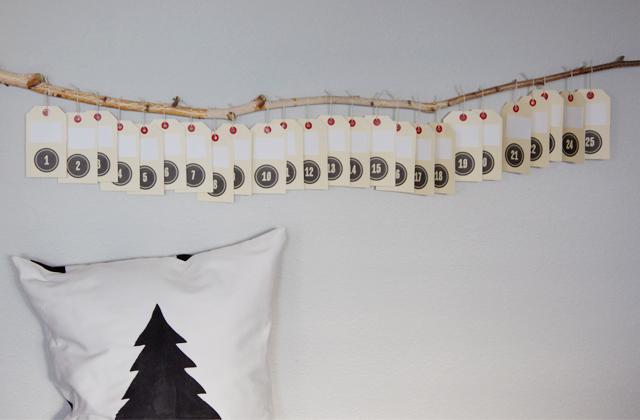 Advent Calendar via Dandee Designs via Advent Calendar Ideas on Oaxacaborn