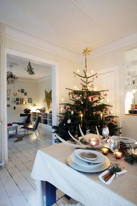 Norwegian Christmas Foto by Kenneth Havgaard via Bo Bedre