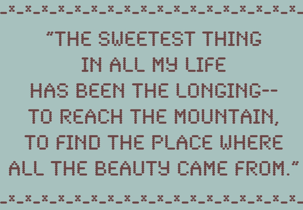 The sweetest thing in all my life // 3 Free C.S. Lewis Quote Printables from Oaxacaborn