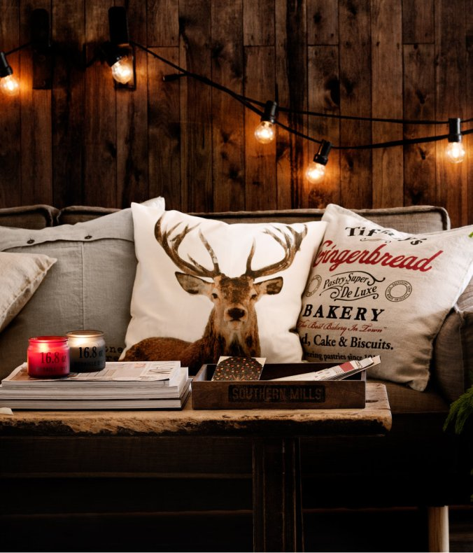 2 - H and M Home goods - Swedish Scandinavian Christmas