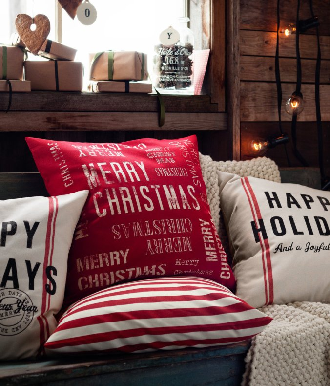 Scandinavian christmas christmas by h m the for Home goods christmas decorations 2013