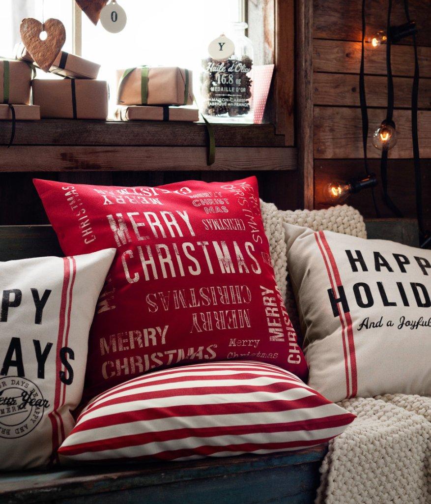 H and M Home goods - Swedish Scandinavian Christmas
