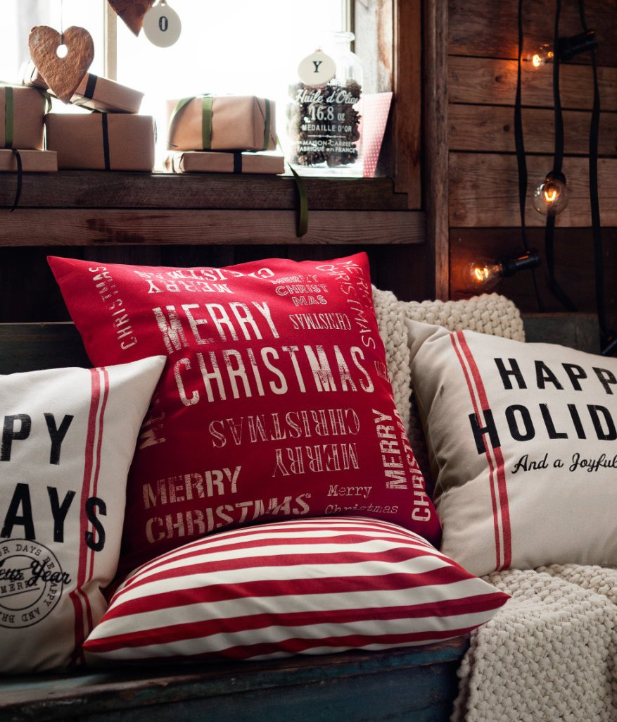 H and M Home goods - Swedish Scandinavian Christmas