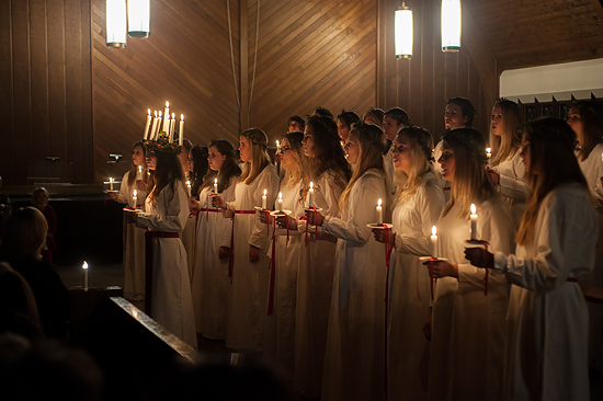 How to Celebrate Santa Lucia Day at Home - Swedish Holidays