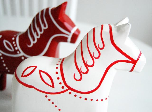 røde og hvite emmelines