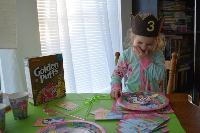 2 - Aveline Turns Three