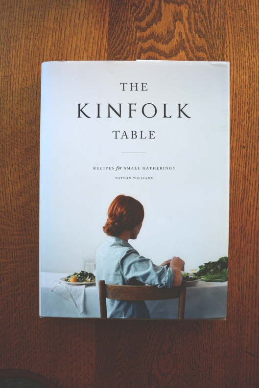 Inside 'The Kinfolk Table' on the Oaxacaborn blog