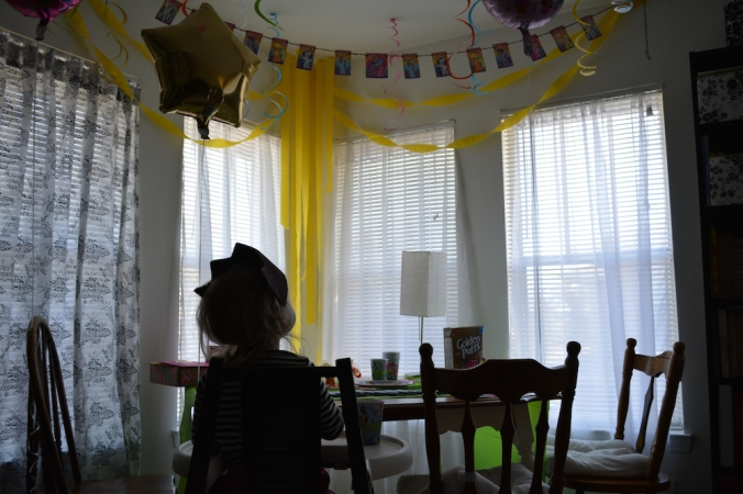 3 - Aveline Turns Three