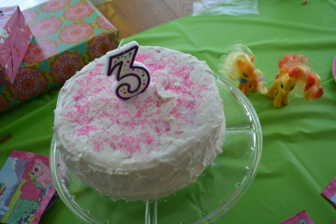 5 - Aveline Turns Three