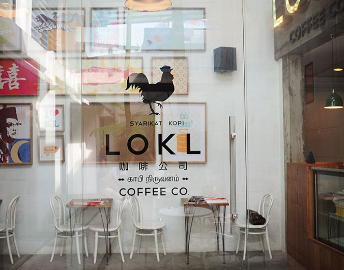 10 Inspiring Storefronts and Cafes from around the World // LOKL in Kuala Lumpur