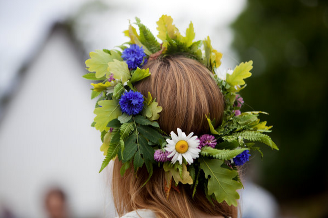 MIDSUMMER BLOG PARTY! Let's celebrate Swedish tradition. Want to contribute? Email Oaxacaborn!