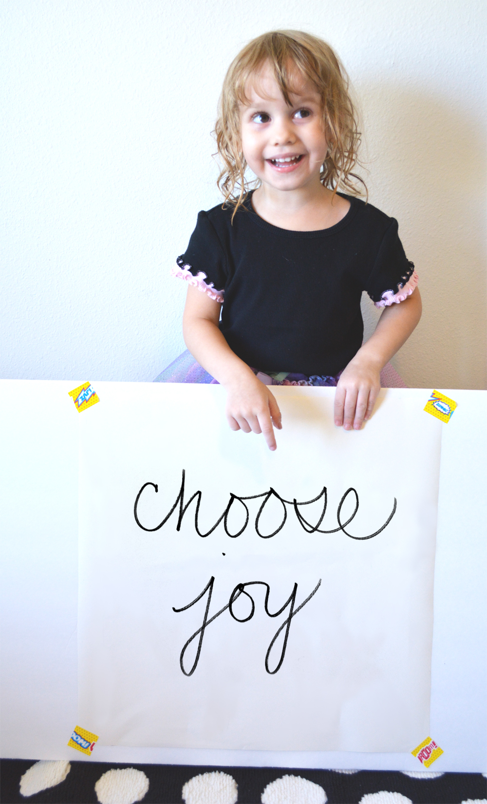 Dear Mommy Blogs, I'm done with the negativity. I choose joy.