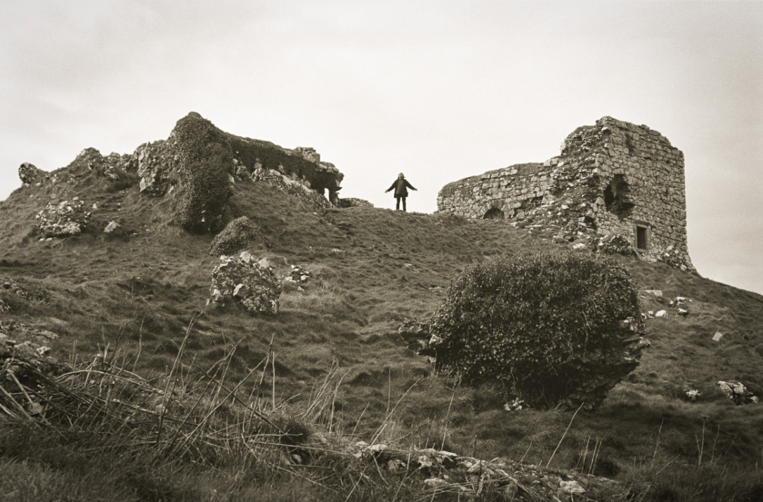 Rich Mullins, Ireland, Photograph by Ben Pearson