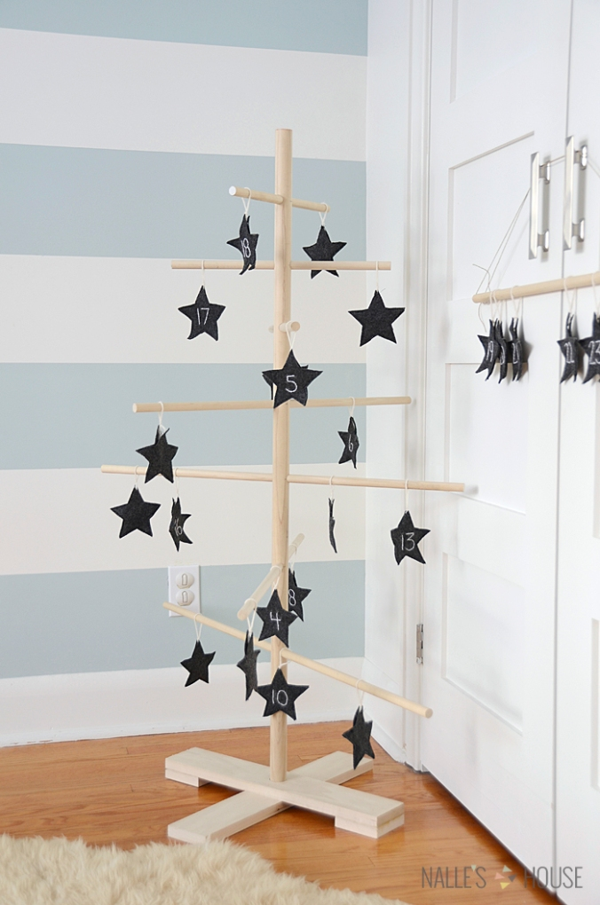 Scandinavian Christmas Advent Calendar Ideas Oaxacaborn