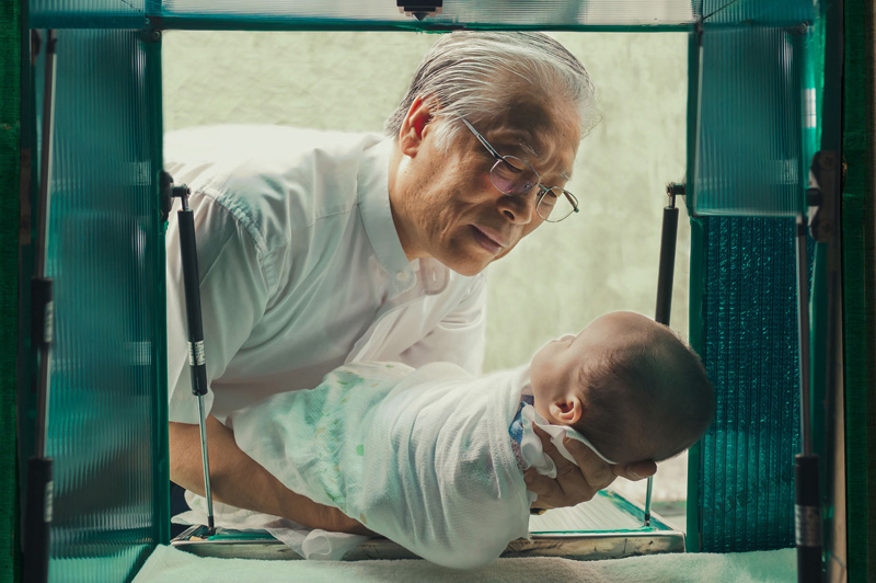 The Drop Box Film // in theaters nationwide March 3, 4, 5 | Adoption, Korea