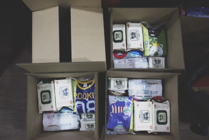 Give Diapers, Bottles, Hope, and more to Pastor Lee's Drop Box Babies