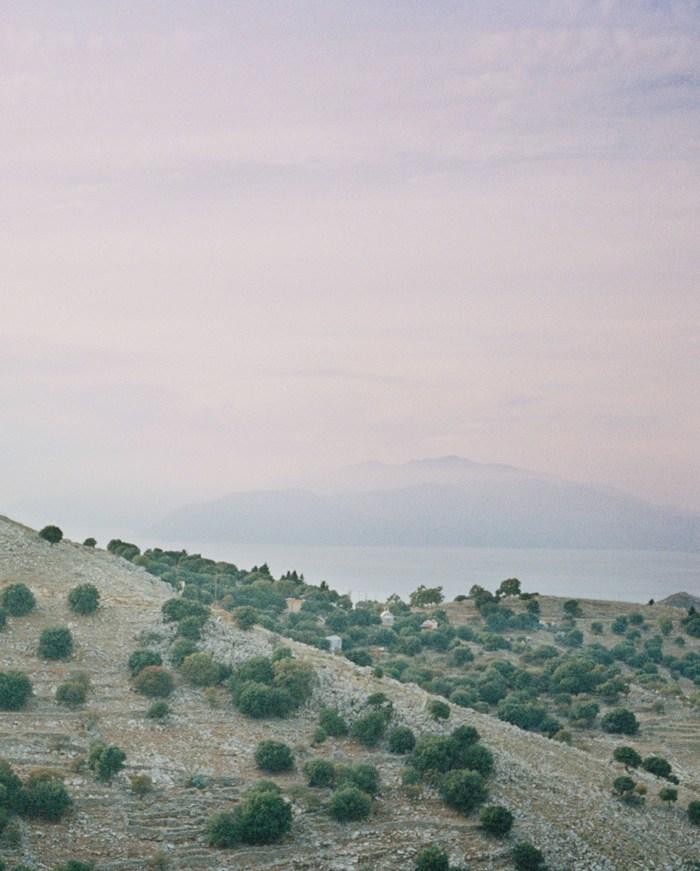 Toast UK SS15 Women Lookbook  -- Desert Sunrise