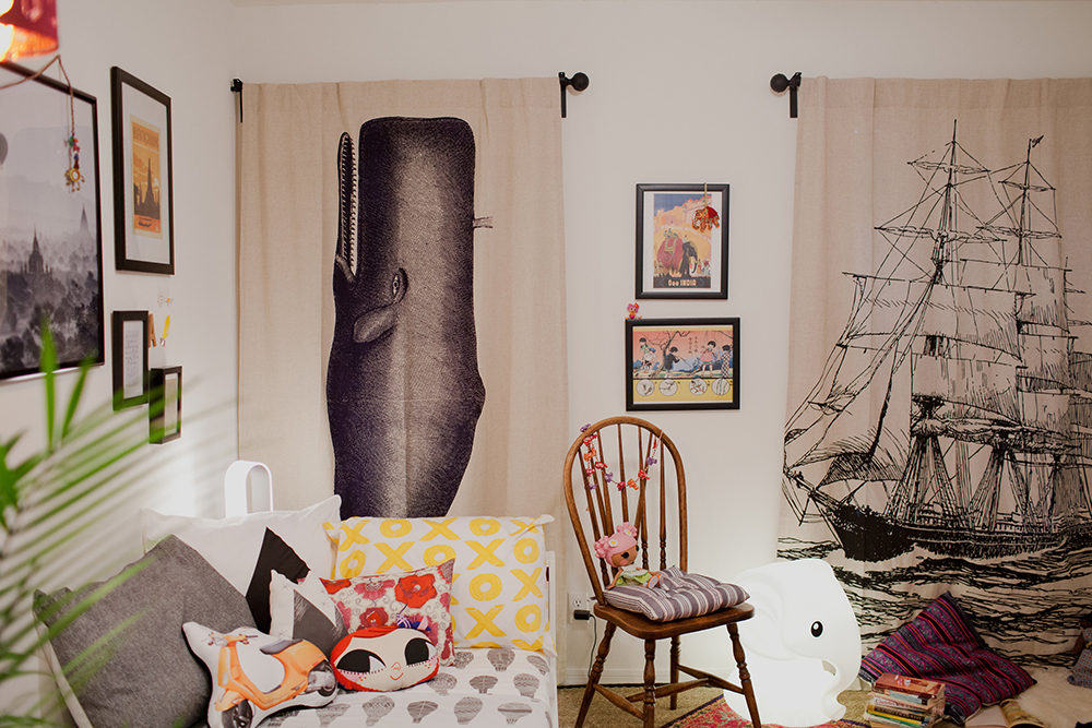 Interior Styling: Gina Munsey | As seen in print edition of Babiekins Magazine