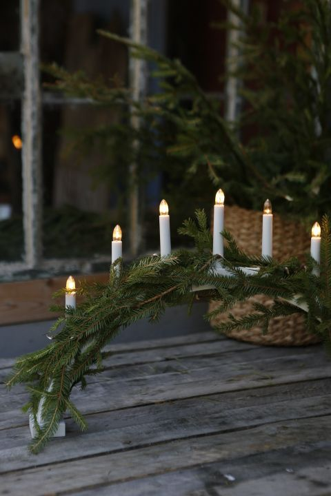Skandinavisk Jul! Styling by Swedish interiors and gardening store GRANIT