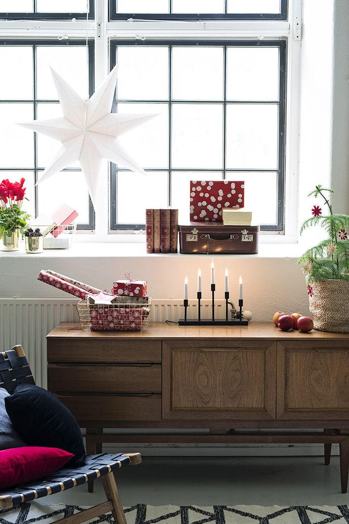 Scandinavian Christmas styled by Lagerhaus Sweden