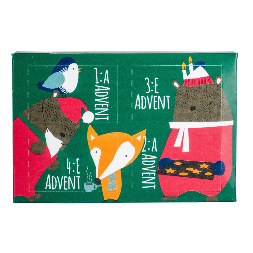 Chocolate advent calendar / Chokladkalender