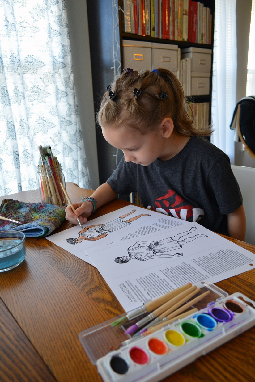 Project Passport Review: Hands-on World History Curriculum from Home School in the Woods