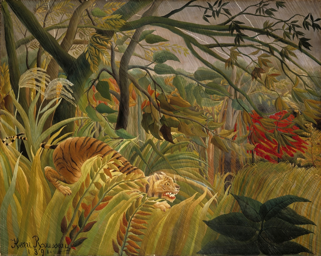 Why Henri Rousseau Matters in Art Education (Plus FREE Printable and Art Lesson Resources)
